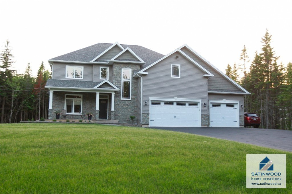 Satinwood Home on Amber Ridge Court in Berry Mills, NB