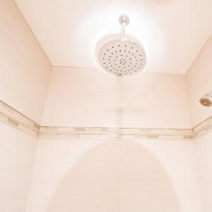 75 Zack Road, Berry Mills: Showerhead close-up