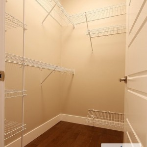34 Auberry, Moncton NB: Walk-in closet