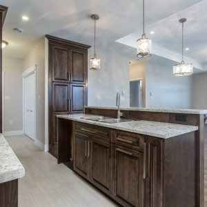 14 Titus Court: Kitchen Island