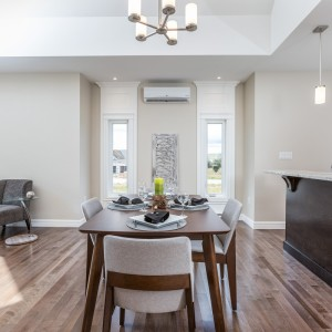 36 Auberry Street: Dining Area